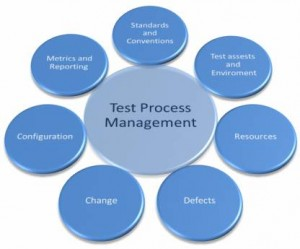 Test Process Management